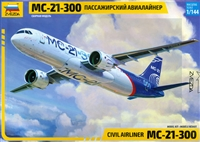 1:144 Irkut MC-21-300, Prototype