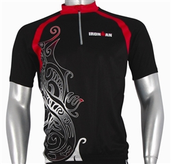 Cycle Jersey - Ironman Tattoo Cycle Top