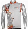Cycle Jersey - Ironman Tattoo Cycle Top Sleeveless