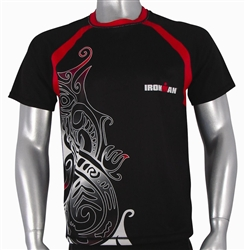 Cool Max Ironman Short Sleeve Running Shirt
