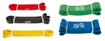 "Power Band Set, Resistance Training Band Set, Power Resistance Bands, Resistance Training Bands, 41"" Bands, Power Bands,"