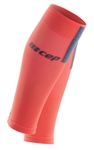 CEP Compression Calf Sleeves 3.0 Coral