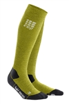 CEP Hiking Outdoor Long Socks Fresh Grass