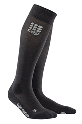CEP Hiking Outdoor Long Socks Lava Stone