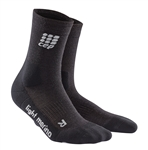 CEP Hiking Outdoor Mid Cut Socks Lava Stone