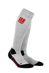 CEP Hiking Outdoor Long Socks Volcanic Dust