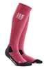 CEP Hiking Outdoor Long Socks Wild Berry
