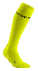CEP Neon Compression Socks Yellow