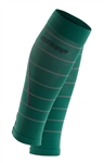 CEP Reflective Calf Sleeves Green