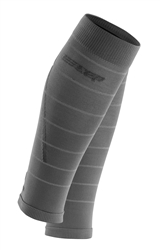 CEP Reflective Calf Sleeves Grey
