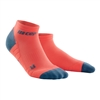 CEP Low Cut Running Socks Coral
