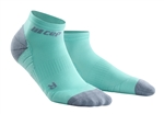 CEP Low Cut Running Socks Ice