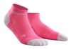 CEP Low Cut Running Socks Pink