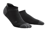 CEP No Show Running Socks Black/Grey