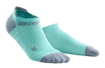 CEP No Show Running Socks Ice/Grey