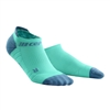 CEP No Show Running Socks Mint/Grey