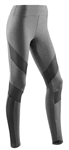 CEP Compression Training Tights Womens Grey