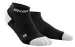 CEP Ultra Light Low Cut Socks Black