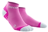 CEP Ultra Light Low Cut Socks Pink