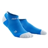 CEP Ultra Light No Show Socks Blue