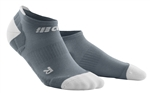 CEP Ultra Light No Show Socks Grey