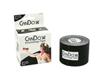 CanDo Sports Strapping Tape Black