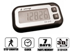 Yamax EX210 Activity Tracker, Activity Trackers, Yamax Activity Trackers, 3D Activity Trackers, Accelerometers, Pocket Pedoometers, Yamax EX210, Yamax Pedometers,