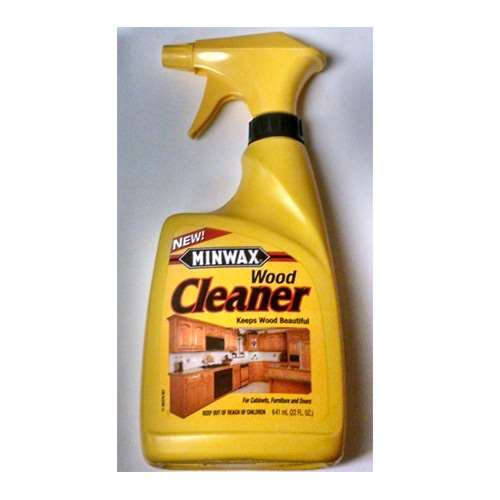 Minwax Cabinet Cleaner | Bar Cabinet