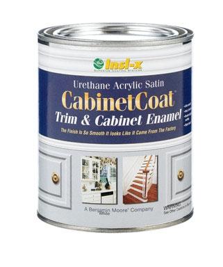 Insl X Cabinet Coat Acrylic Satin Enamel