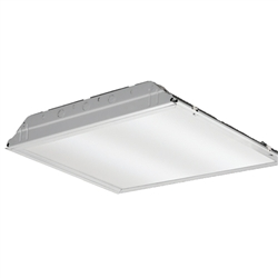 Lithonia Lighting 2x2 Led Recessed Troffer 2gtl2 Lp840