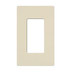Lutron Claro Designer Style Wall Plate Cw 1 La