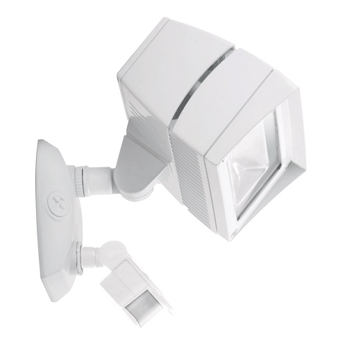 Rab Motion Security Light: RAB LED Floodlight W/ Motion Sensor FFLED18MS