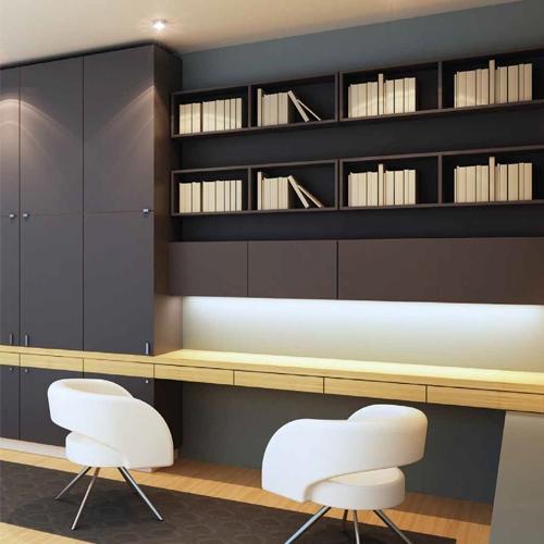 Lumens ... - Lithonia Linkable LED Cabinet Light - UCLD 18 2700 WH M4