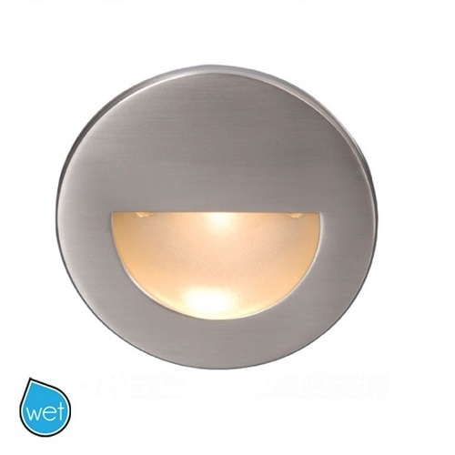 wac lighting circular scoop ledme step light wl led c wac lighting circular scoop ledme step light
