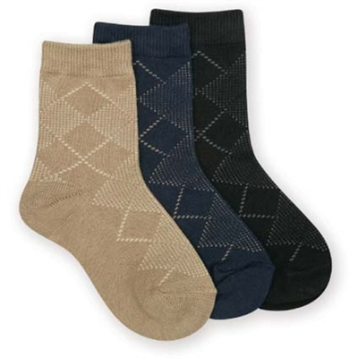 1ed2caa56f3 Jefferies Preppy Boys Socks - 1 Pair   Shop Kids Socks at KidsSocks.com