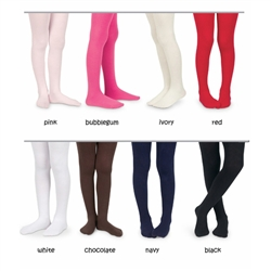 79bb8a074db Jefferies Smooth Girls Tights - 1 Tights
