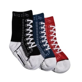 Tictactoe Ct Sneakers Girls Shoe Socks 3 Pair Shop
