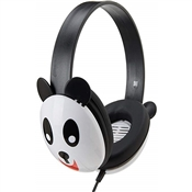 Califone 2810-PA Junior Animal Headphones - Panda