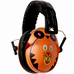 Califone HS-TI Hush Buddy Protector - Tiger