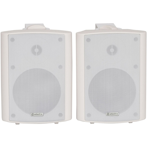 Classroom Audio Amplified Speakers - White