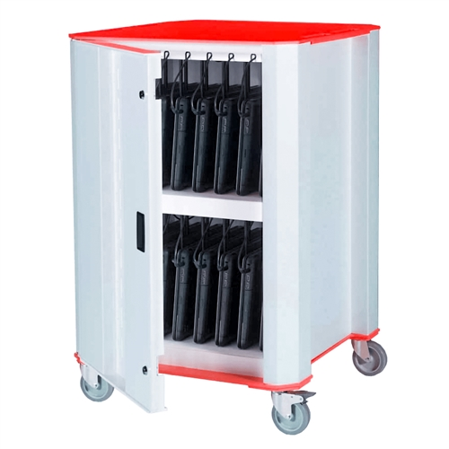PlasCart™ 16 Laptop Charger Trolley