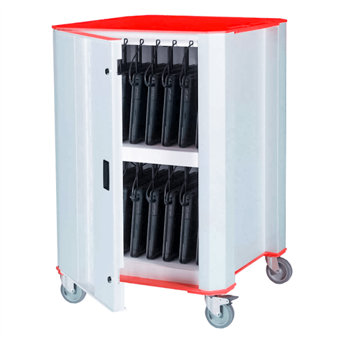 PlasCart™ 20 Laptop Charger Trolley