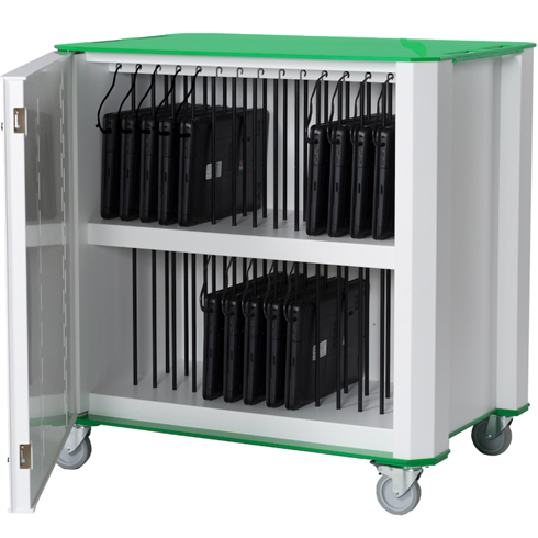 PlasCart™ 30 Laptop Charger Trolley