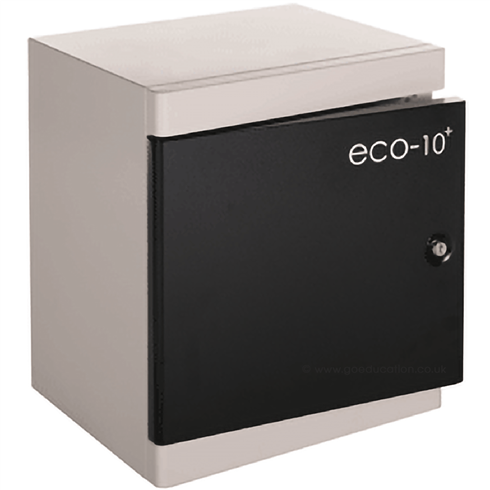 Eco-10+ iPad & Tablet Desktop Charging Cabinet