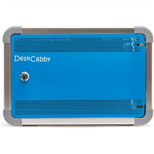 DeskCabby - Charge & Sync 12 Tablets