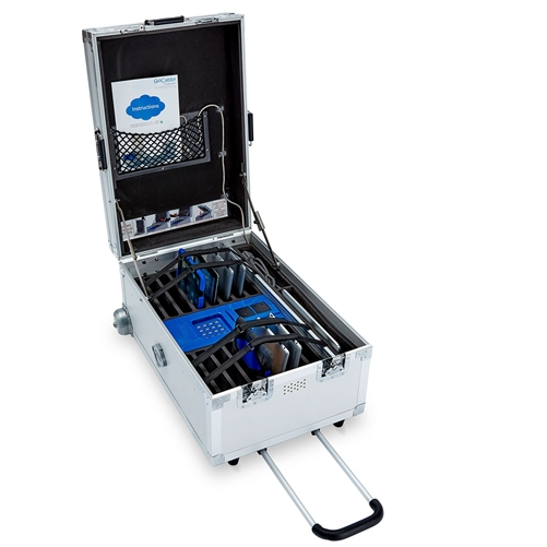 GoCabby 16V - Tablet charger trolley