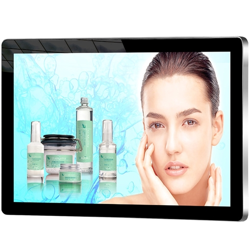 "19"" Android Advertising Display with Wall Mount"