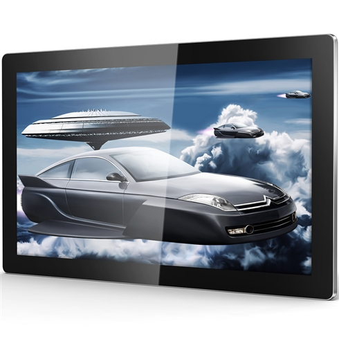"50"" Android Advertising Display with Wall Mount"