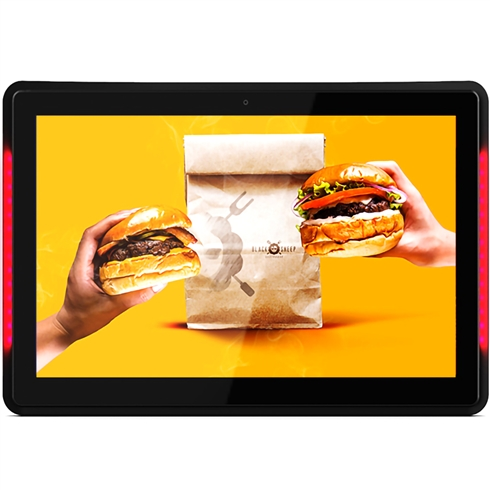 "10"" POS Android Advertising Display with Free Wall Mount"