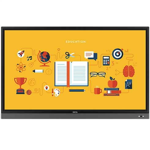 "BenQ 4K UHD 86"" Education Interactive Flat Panel Display"